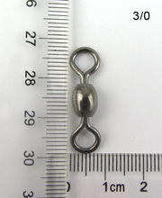 30 X Crane Swivel Size 3/0 For Game Fishing Needs Fishing Tackle