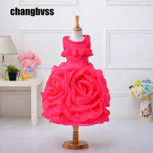 Wedding Dress Girl,Party Dress,6 Optional Color,Good Quality Cheap Kids Formal Dress,All for Children Clothing and Accessories