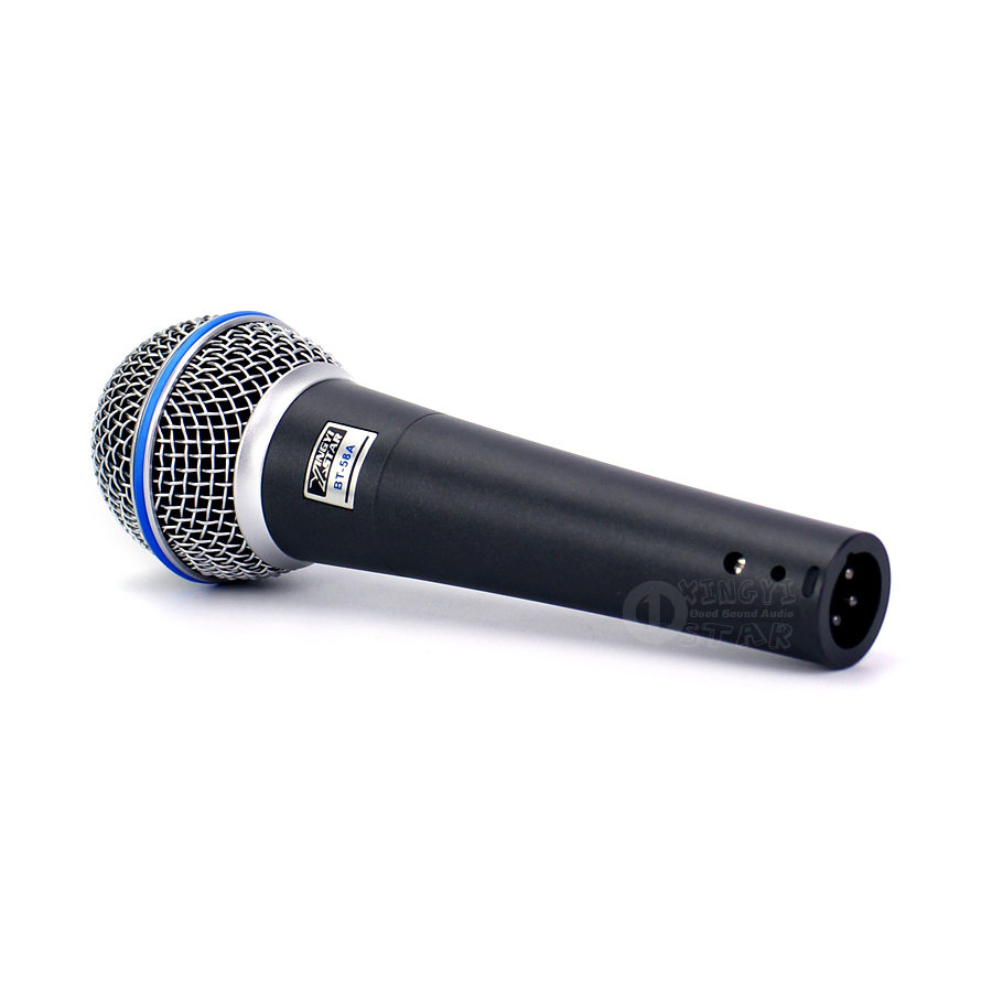 Professional Wired Handheld Mic 8