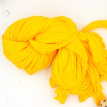 20 Pcs/lot Tensile Stocking GOLDEN Color Flower Nylon Stocking Material Accessory Handmade DIY(China)