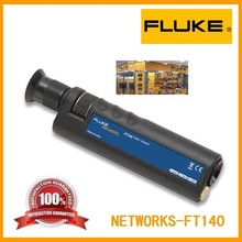 Fluke Networks FT-140 400x Handheld Fiber Microscope + Free Shipping by DHL/UPS/TNT/FedEx/EMS