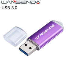 Original Brand WSD 128GB 64GB 3.0 USB Flash Drive 4GB 8GB 16GB 32GB mini pen drive fast speed 3.0 external storage memory stick