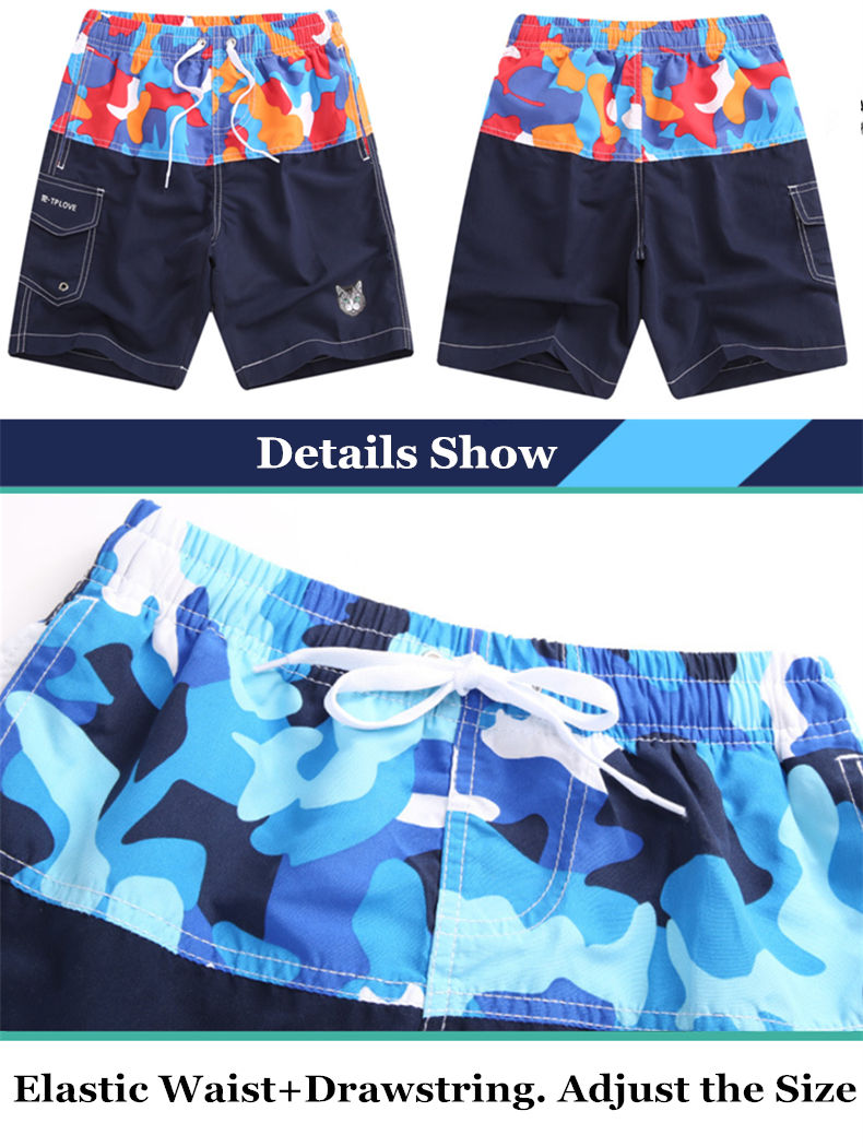 boy swimsuit