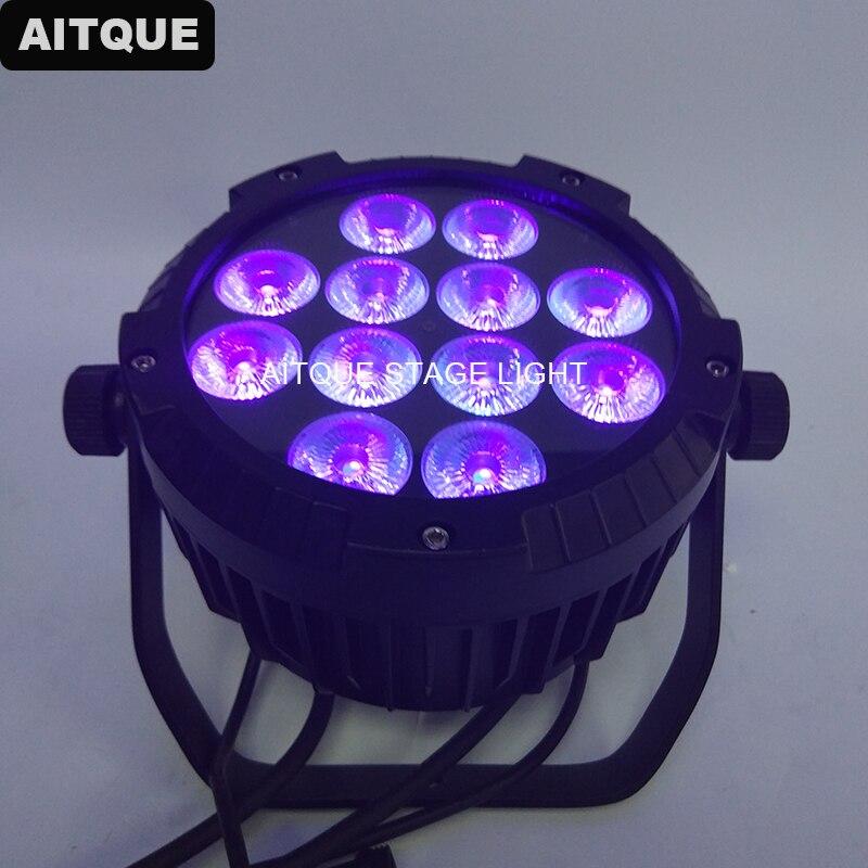 12pcs led par light 1