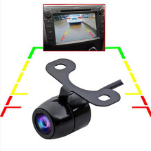Mini Butterfly CMOS Reversing Camera HD High definition Waterproof  Night Vision With Navigation Car Display Reversing Image