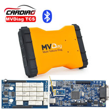 Newest V5.00.8 R2 MVD with bluetooth Multi Vehicle Diag OBD2 Scanner TCS Pro Plus Multidiag Pro V5.008 MVDiag Free Activate