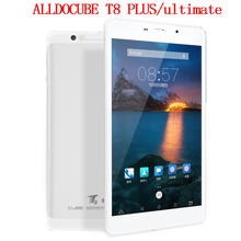 Cube t8 ultimate alldocube t8 plus Dual 4G Phone Tablet PC Octa Core 8 Inch Full HD 1920*1200 Android 5.1 2GB Ram 16GB Rom GPS(China)