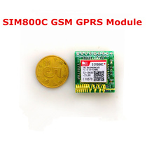 5PCS SIM800C Module\Text Messages\Development Board\GSM\GPRS\Exceed SIM900A\for Arduino 51 SCM STM32 With Bluetooth and TTS(China)