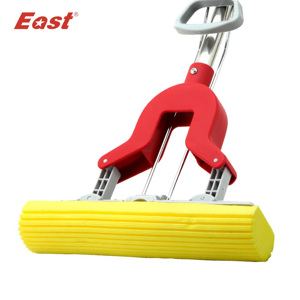 East PVA Collodion Mop Household Cleaning Tools Squeeze Water Convenient mop for floor washing(China)