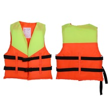 Durable Life Vest For Kid Swimming Boating Drifting Life Jacket Children Ski Buoyancy Aid Lifesaving Water Sports Safety Kit(China)