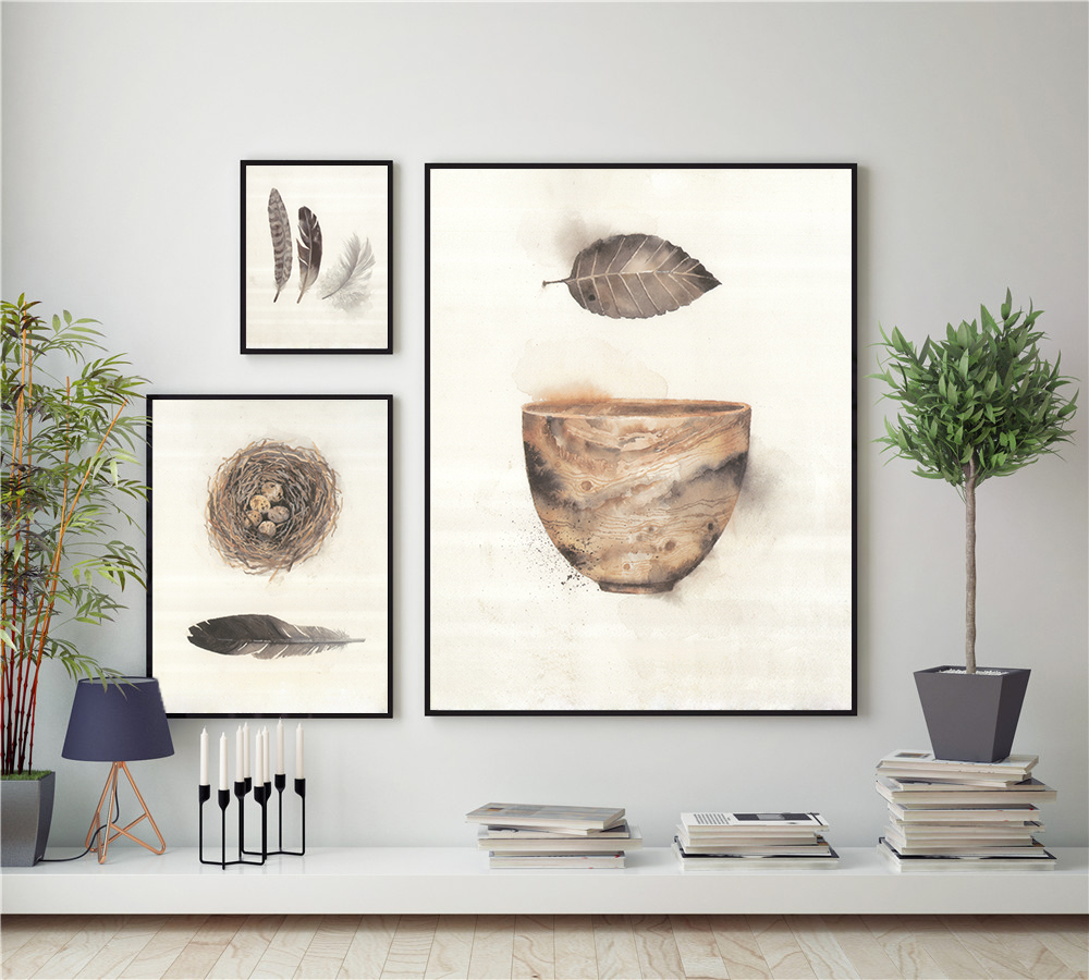 Nordic-Minimalist-Canvas-Painting-Feather-Stone-Posters-and-Prints-Pop-Art-Wall-Pictures-for-Living-Room (1)