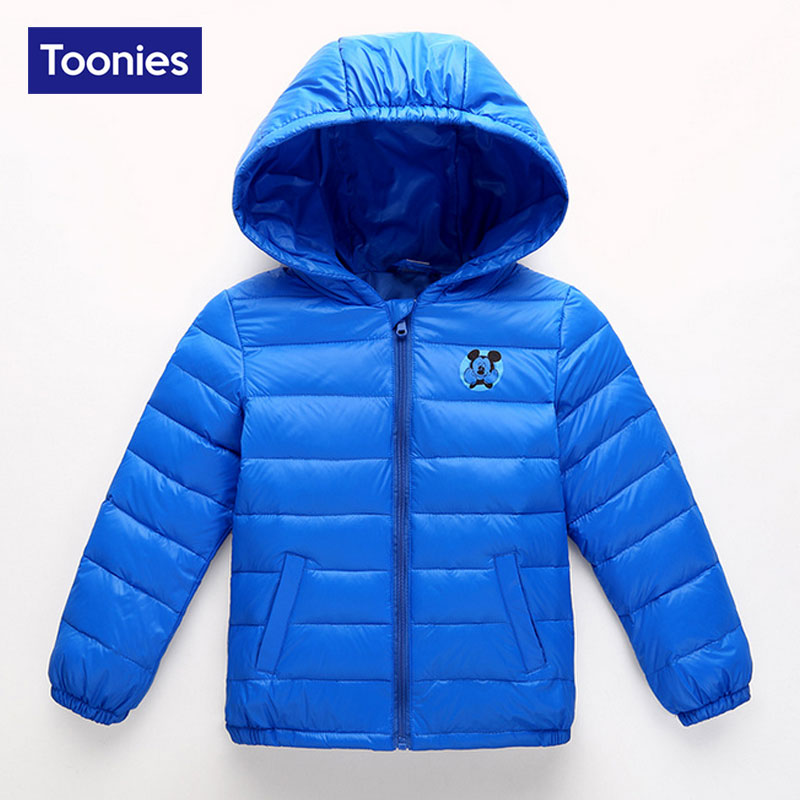 2017 New Winter Cute Jacket for Girls Animal Pattern Down Coat Hooded Zipper Baby Clothes Outwear Warm Parks Thick Down JakcetОдежда и ак�е��уары<br><br><br>Aliexpress