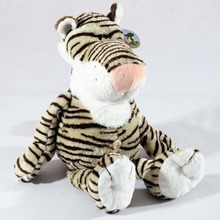 NICI plush toy stuffed doll cute soft tiger jungle forest animal bedtime story kid baby birthday lover christmas gift 1pc(China)