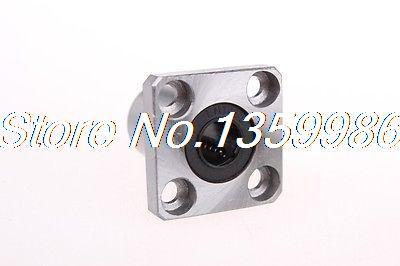 10pcs LMK10UU 10mm Square Flang Type Linear Bearing 10x19x29 mm<br>