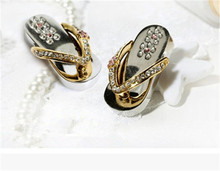 real capacity lovely jewellery shining slippers 8GB/16GB/32GB USB flash drive memory stick cartoon Beer mug model S47 DD(China)