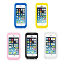 Waterproof Water proof Drop Resistant Cell Phone Case Cover Skin Shell for iPhone 5 S 5S SE coque fundas capa caso capinha