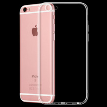 [Buy 3 get 4] Soft Silicone Case For iPhone 6 6s 4.7 Inch Cover Back Protecter High Quality Ultra Thin Gel Bag Shell transparent(China)
