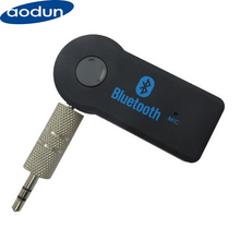 Blutooth Stereo Wireless Sound Car Aux 3.5mm Transmitter Audio Adapter Receiver For Headphone Transmite Jack