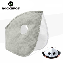 RockBros Filter Outdoor Sports Cycling Running Face Cover Replaceable Filter Masks City Run Dustproof Dust Mask Filters