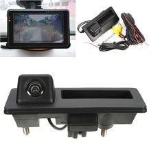 Hot Car Rear View Cameras Reversing Reverse Camera For VW /GOLF /JETTA /TIGUAN /RCD510 /RNS315 /RNS310 /RNS510