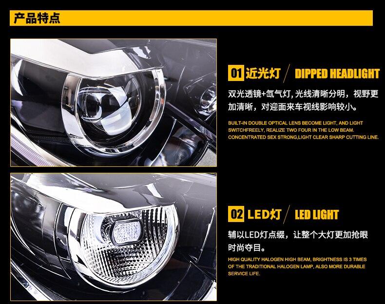 For VW Scirocco 2008-2016 High Main Beam H7 Xenon Headlight Bulbs Pair Lamp