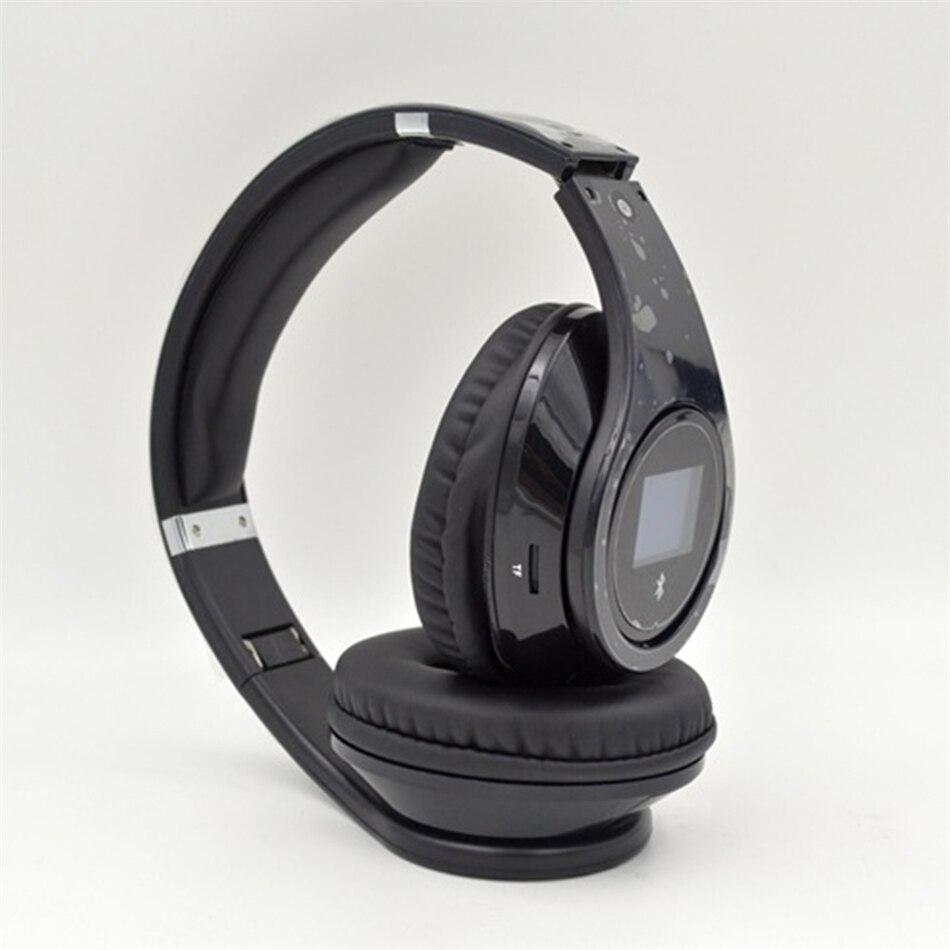 TTLIFE Wireless Bluetooth Headset BQ968 Sports Bluetooth Headband Fashion Music Original Headphone with TF Card For Phone Xiaomi