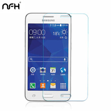 0.3mm Tempered Glass Case For Samsung Core II 2 Dual SIM SM-G355H G3556D Core2 Screen Protector Toughened Protective Film With
