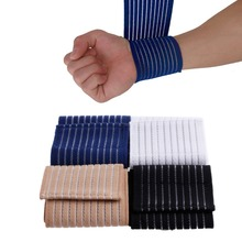 Elastic Palm Wrap Wrist Hand Brace Support Sleeve Band Sports Gym Training Guard