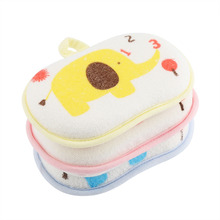 Buy Baby Infant Shower Bath Brushes Sponge Cotton Rubbing Body Wash Children Brush bath brushes Baby Towel Accessories 2018 for $1.33 in AliExpress store