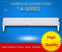 OUSSIRRO Chihiros ADA style Plant grow LED light A series High efficiency power saving brightness adjustable aquarium fish tank(China)