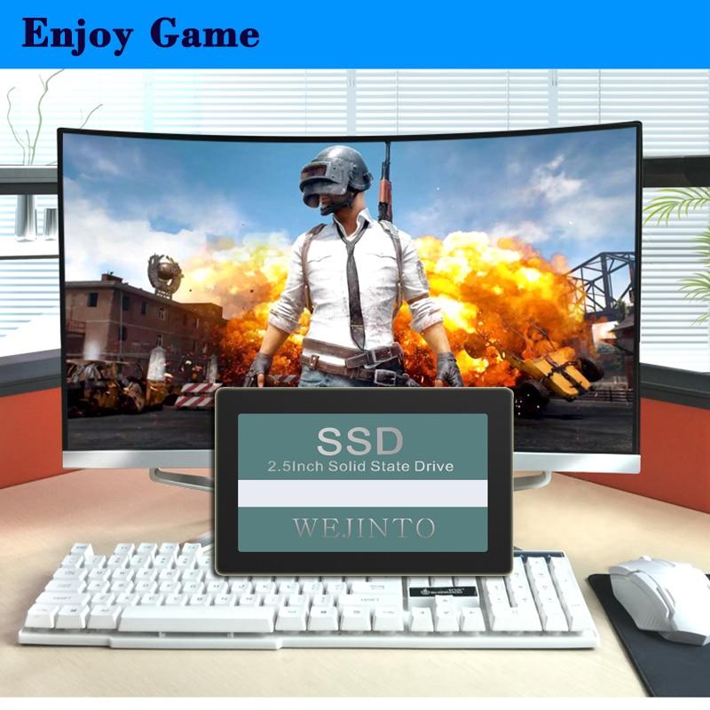 SSD Enjoy Game