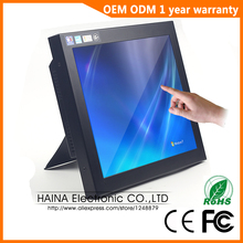 12 inch Industrial LCD Portable Touchscreen Monitor, 12 LCD Touch Screen Desktop Monitor, Monitor Touch for POS Terminal