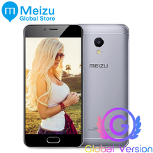 Original Meizu M5s 32GB 3GB Global Version OTA 5.2'' Cell phone Android 8-core Mobile Phone Fast Charging OTA update M612H