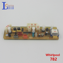 Whirlpool washing machine computer board 782 square buckle brand new spot commodity