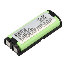 1 Packs a set! 2.4 V 1000 mAh Home Telephone Battery for Panasonic HHR-P105 P105 HHRP105A KX242(China)