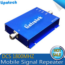 UMTS 1800Mhz Cell Smart Phone Signal Repeater 4G GSM 1800mhz Signal Booster Amplifier For Signal Extender