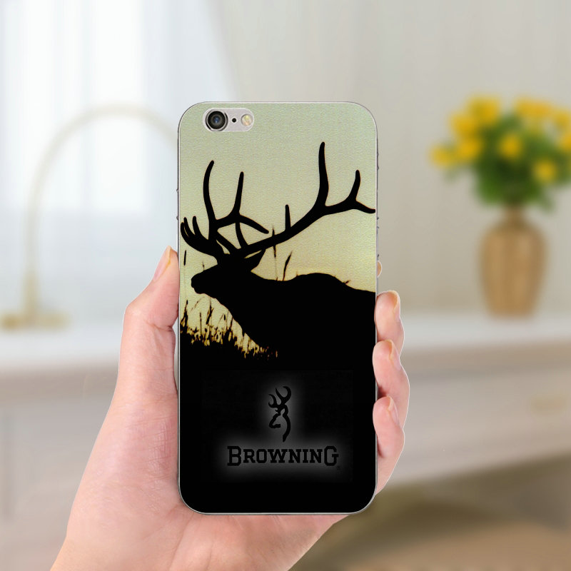 coque iphone 8 browning