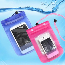 Phone waterproof bag case underwater water proof mobile phone accessories spare parts for iphone 5s 6 underwater case