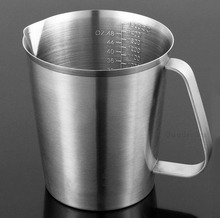 New 5 Size Stainless Steel Frothing Pitcher Pull Flower Cup Cappuccino Cooking Tools
