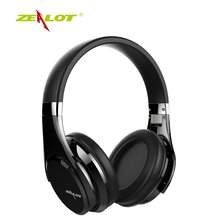 ZEALOT B21 Headset Touch Control Bluetooth Wireless Stereo Music Headphone Noise Reduction For Mobile Phone Bass Earphone(China)