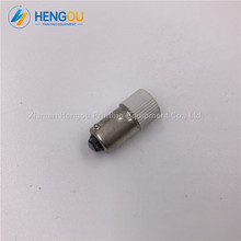 20 pieces Heidelberg printing machinery spares parts 24V LED bulb imported quality computer desk button lamp(China)