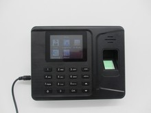 Free Shipping F260 Hot Seller Style Color Screen Biometrics Fingerprint & RFID Time Attendance