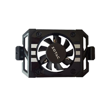 Buy Newest ESLOTH Computer Components ZOTAC Compatible GTX 1060 1070 1080 Extreme PLUS OC Graphics Card Backplane Cooling Fans for $18.41 in AliExpress store