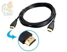 fast quick High Speed Long HDMI TO hdmi Cable 1M 1.5M 2M 3M 5M 8M 10M 15M Gold Plated Plug Male-Male HDMI Cable 50 PCS