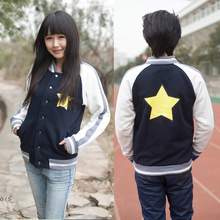 New game space dandy baseball uniform Cosplay Costume Jacket coat only hollistic hoodies men tracksuits supply moleton(China)
