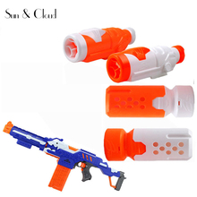 1x Modulus Proximity Barrel Targeting Scope Sight Upgrade Accessory Muffler for Gun ELITE Blasters Kids Toys(China)