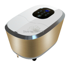 Electric foot bath fully-automatic massage foot bath heated Luxury Portable Massage Foot Bath(China)