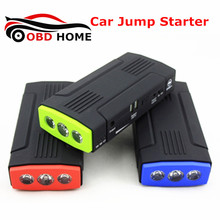 Fast Ship Portable 12V 16800mA  Car Jump Starter and Charger For Electronics Mobile Device Laptop Auto Engine Emergency Battery