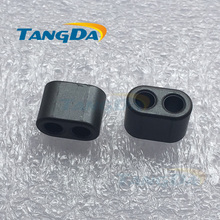 Tangda ferrite cores bead 13.5L*7.5W*10H*4ID mm magnetic ring coil balun core anti-interference filter RH RID CORE A.(China)