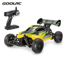 GoolRC RC Cars Men Boys Toys 1/10 2.4G 4WD Electric 17KM/H RTR Off-road Buggy Sand Beach RC Car Remote Control ATV SUV Models